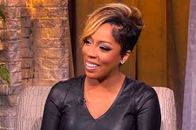 hot atlanta short hairstyles love hip hop s k michelle shaves her hair off see her sexy new