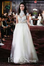 wedding dress trend 2017 fall 2017 wedding dress trends brides