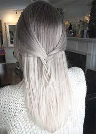 glamorous styles for medium grey hair coloration 25 nuances de gris qui donnent envie de sauter le pas