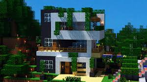 modern architecture minecraft 9 playuna