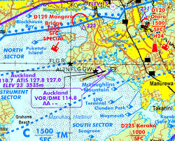 New Vfr Dynon Skyview Charts New Zealand