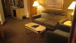 embassy suites las vegas convention center room youtube
