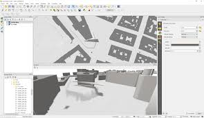 intro to qgis3 3d view with viennese building data free and open