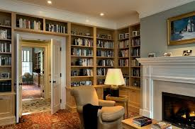 french country bookcase exterior traditional with black window