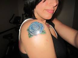 blue rose tattoo meaning tattoo collection