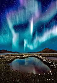 Northern Lights Missouri Northern Lights In Iceland Sky Night Sky Nature