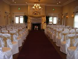 wedding reception chair covers reception halls gallery 2