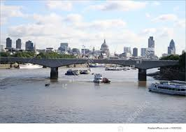 hungerford bridge view from hungerford bridge london stock picture i1087553 at