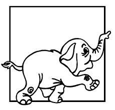 coloriage Elephants sur COLORIAGE ANIMAUX coloriages Elephants a