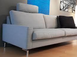 sofa bezugsstoffe sofas und couches cl 500 modernes sofa in grauem bezugsstoff erpo