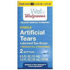 dry eye relief walgreens