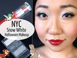 nyc new york color snow white halloween makeup nycbeautypro