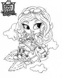 monster high halloween coloring pages qlyview com