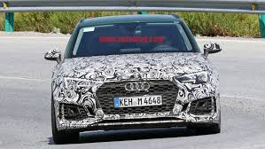 audi minivan 2018 audi rs4 avant spy shots photo gallery autoblog
