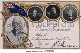 christmas card from the new zealand forces in the boer war dated