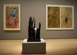 the print legacy of louise bourgeois unfolds at moma