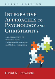 integrative approaches to psychology and christianity third