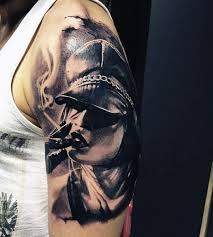50 smoke tattoos for men manly matter to spirit designs