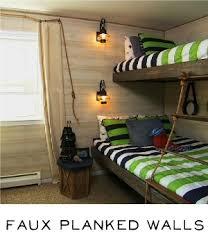 Suspended Bed Frame Floating Bunk Beds Tutorial Knock It Off Diy Project East
