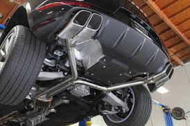 Porsche Cayenne Accessories - new gmg racing porsche macan turbo cat back exhaust now available
