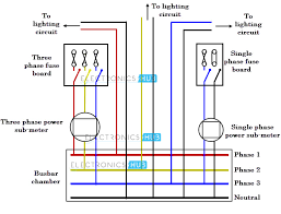 three phase wiring diagram three wiring diagrams instruction