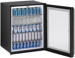 Glass Cabinet With Lock U Line Ada24rglb 13a 5 3 Cf Ada Undercounter Refrigerator W Lock