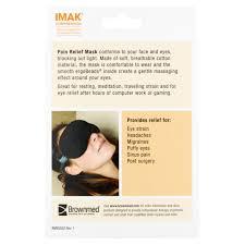 eye pain from light pain relief eye mask walmart com