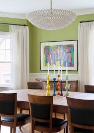 Oly Pipa Bowl Chandelier by How To Choose Paint Colors Dining Room Contemporary With Sconce