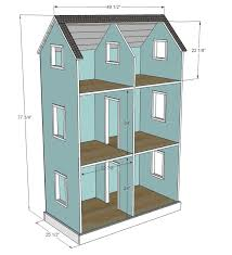 49 Best Images About Dollhouse by Build A Doll House Plans Home Deco Plans