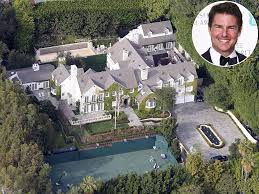 tom cruise moving to florida after selling beverly hills mansion