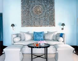 Home Design Ideas Home Design - Living room design blue