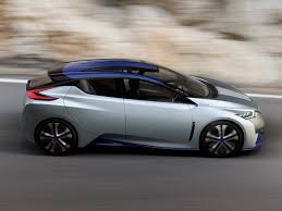 nissan leaf deals bay area new nissan electric vehicle to debut range extender and self