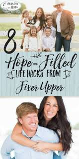 fixer upper magnolia book 8 hope filled life hacks from fixer upper s chip joanna gaines