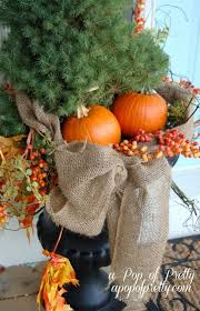 Outdoor Decorations For Fall - 113 best fall flower arrangements images on pinterest fall