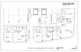 Oceana Key Biscayne Floor Plans by One Ocean Luxury Condo For Sale Rent Floor Plans Sold Prices Af