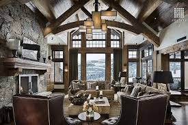 Rustic Living Room Design by 36 Elegant Living Rooms That Are Richly Furnished U0026 Decorated