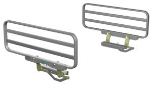 Hospital Bed Rails Bed Side And Assist Rails Span America