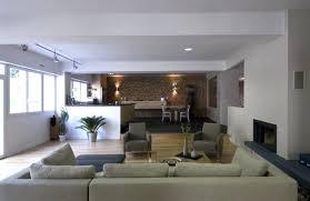 salon et cuisine salon et cuisine moderne decoration salon cuisine decoration