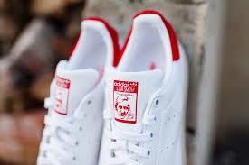 adidas stan smith women women s adidas stan smith red white rock city kicks