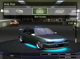 opel omega v8 need for speed underground 2 cars by opel nfscars