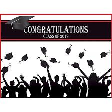 congratulations graduation banner graduation banner graduation backdrop graduates personalized
