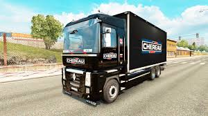 renault truck magnum skin chereau for tractor renault magnum tandem for euro truck