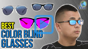 Top 7 Color Blind Glasses Of 2017 Video Review