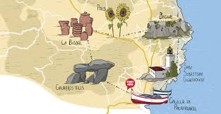 Catalonia Spain Map by Experience Catalonia U0027s History And Cultury By Foot Walking Tours