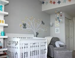 d co chambre b b fille et gris peinture gris chambre bebe id es table manger at mur dco murale