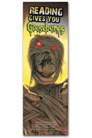 printable goosebumps bookmarks goosebumps bookmark bookmarks products for children ala store