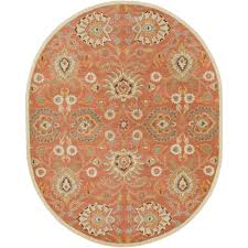 Home Decorators Collection Rugs Home Decorators Collection Winslow Picante 8 Ft X 10 Ft Area Rug
