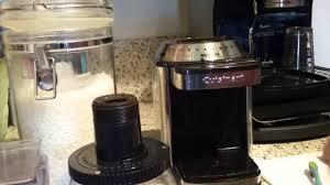 Cuisinart Dbm 8 Coffee Grinder Burr Coffee Grinder Cleaning Youtube