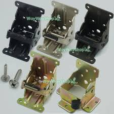 plastic table leg feet lock extension table bed leg feet steel folding foldable support