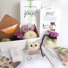 10 best knit quit knitting kits images on knitting